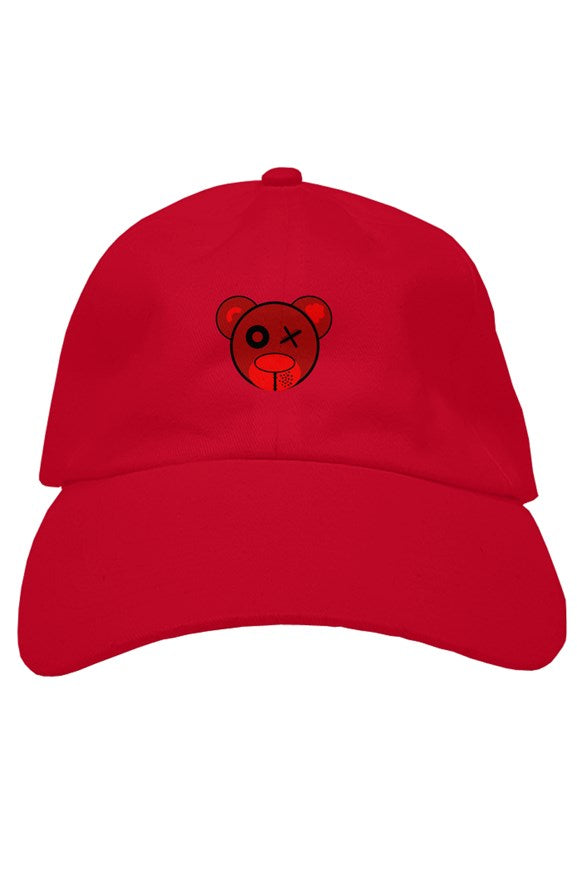 MOKEVII WABA FU FIRE  - DAD HAT