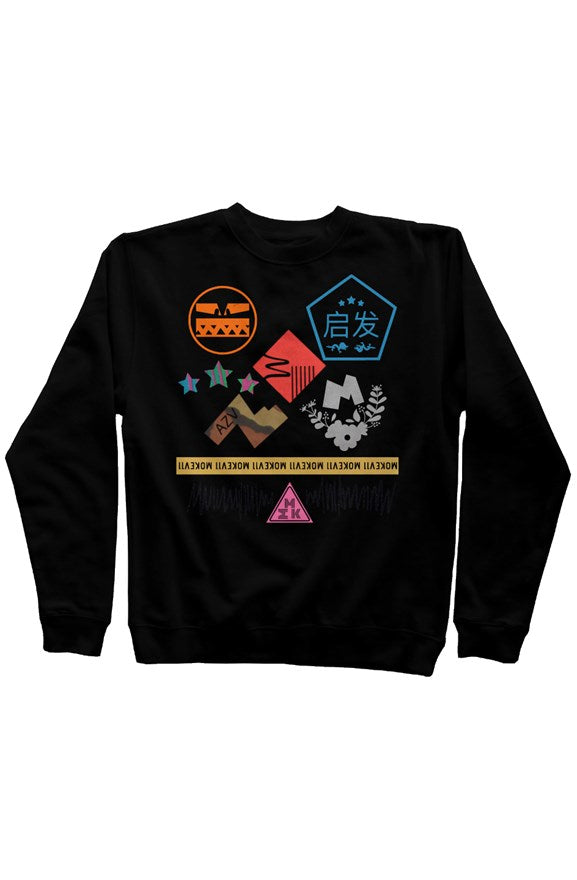 MOKEVII ALL-STARZ SWEATER