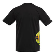 "Teamsport Shirt schwarz ""GET OUTSIDE AND PLAY"""