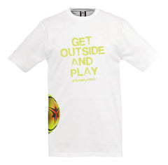 "Teamsport Shirt ""GET OUTSIDE AND PLAY"""