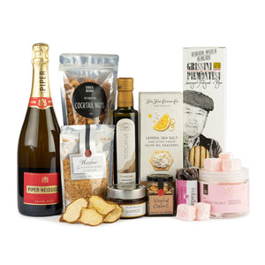 Antipasto with Gift Boxed Piper Heidsieck