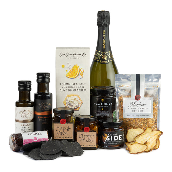 Perfect Cheese Board Accompaniments with Tasmanian Sparkling Wine