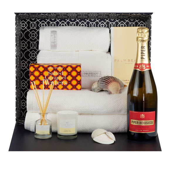 Sheridan Bathroom Bundle with Piper Heidsieck