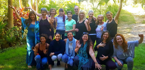 Nia Weekend Retreat 2018
