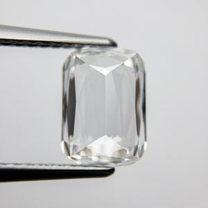 1.66ct 8.78x6.28x2.80mm GIA VVS2 F Cushion Rosecut 18074-01