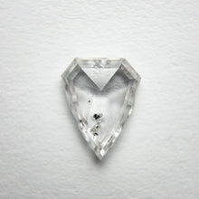Load image into Gallery viewer, 1.26ct 9.37x7.35x2.33mm Shield Rosecut 18117-03