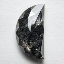 Load image into Gallery viewer, 3.47ct 13.58x7.33x3.75mm Half Moon Rosecut 18119-20