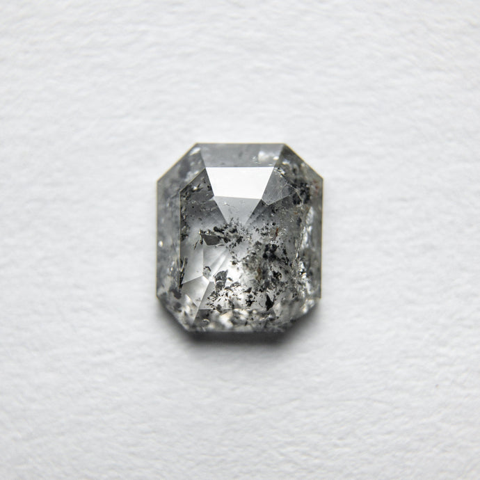 0.73ct 6.10x5.42x2.13mm Cut Corner Rectangle Rosecut 18119-27
