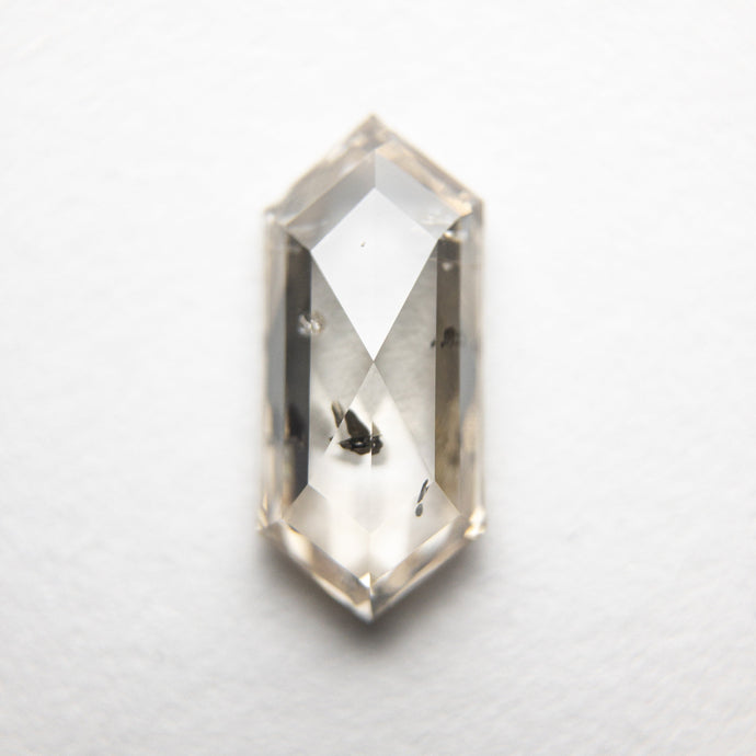 1.39ct 11.00x5.02x2.81mm Hexagon Rosecut 18369-07