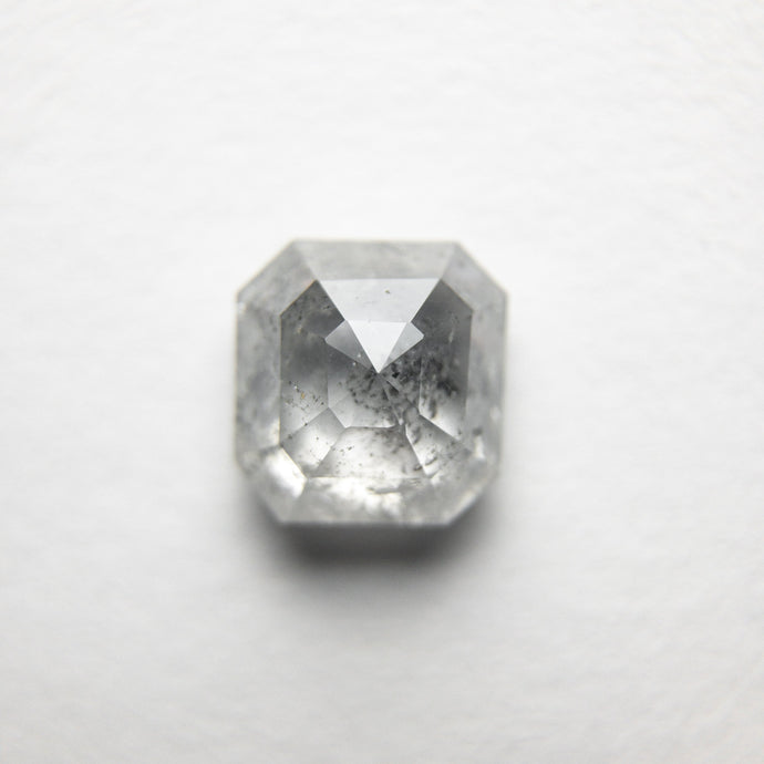 1.42ct 6.33x6.05x3.53mm Cut Corner Rosecut 18386-24