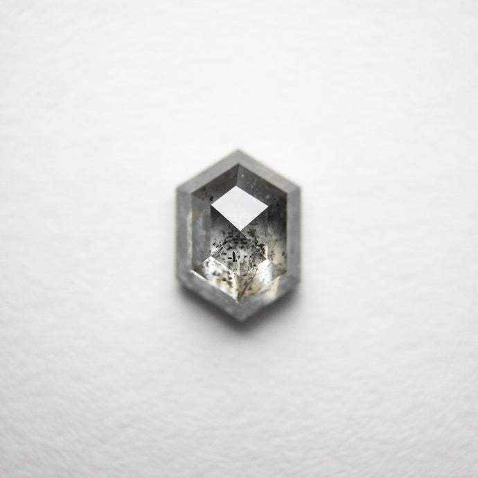 0.94ct 6.84x5.09x3.13mm Hexagon Rosecut 18388-04