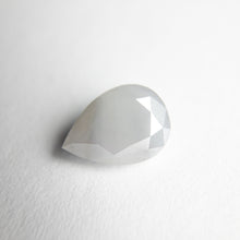 Load image into Gallery viewer, 0.89ct 7.60x5.45x3.05mm Pear Double Cut 18399-04