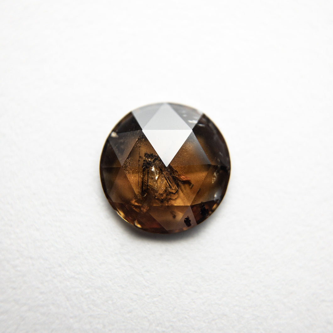 0.90ct 7.26x7.10x1.91mm Round Rosecut 18434-03