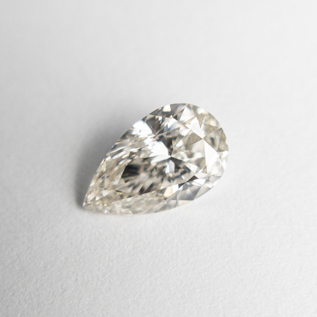 1.00ct 9.04x5.51x3.20mm Pear Brilliant 18436-04