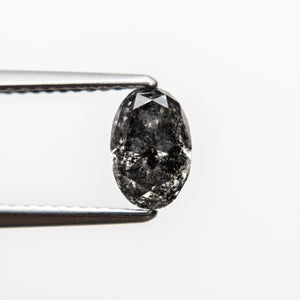 1.15ct 7.59x5.04x4.13mm Oval Brilliant 18453-14