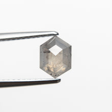 Load image into Gallery viewer, 1.07ct 7.27x5.36x3.19mm Hexagon Rosecut 18455-07
