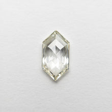 Load image into Gallery viewer, 0.68ct 8.64x4.64x2.06mm SI1 J-K Hexagon Rosecut 18458-05 🇷🇺