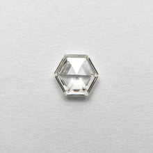 Load image into Gallery viewer, 0.39ct 5.67x4.71x1.82mm VS2 H Hexagon Rosecut 18458-08 🇷🇺
