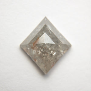 1.96ct 10.65x9.70x3.42mm Kite Rosecut 18482-09