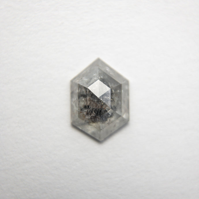 0.66ct 7.34x5.17x2.30mm Hexagon Rosecut 18484-10