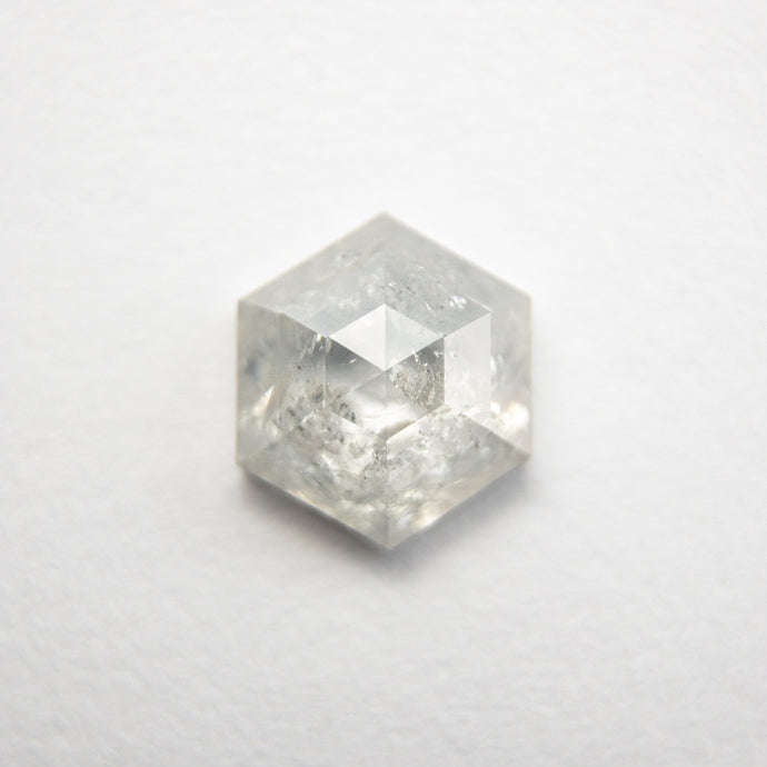 1.19ct 7.46x6.50x2.73mm Hexagon Rosecut 18491-13