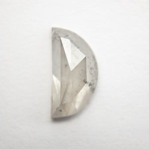 1.51ct 10.47x5.54x2.82mm Half Moon Rosecut 18491-15