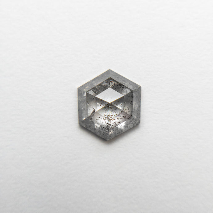 0.70ct 6.32x5.40x2.64mm Hexagon Rosecut 18505-05