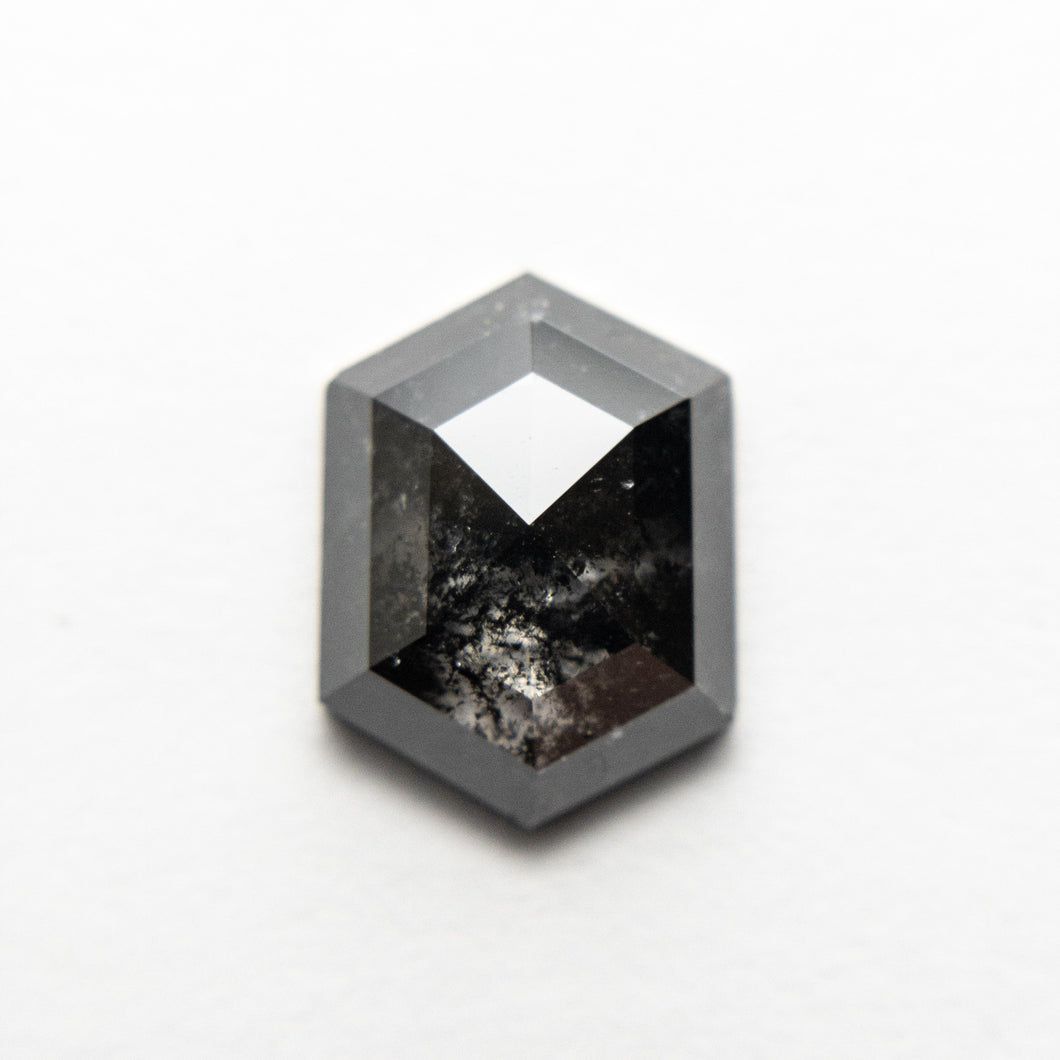 2.34ct 9.86x7.41x3.40mm Hexagon Rosecut 18523-03
