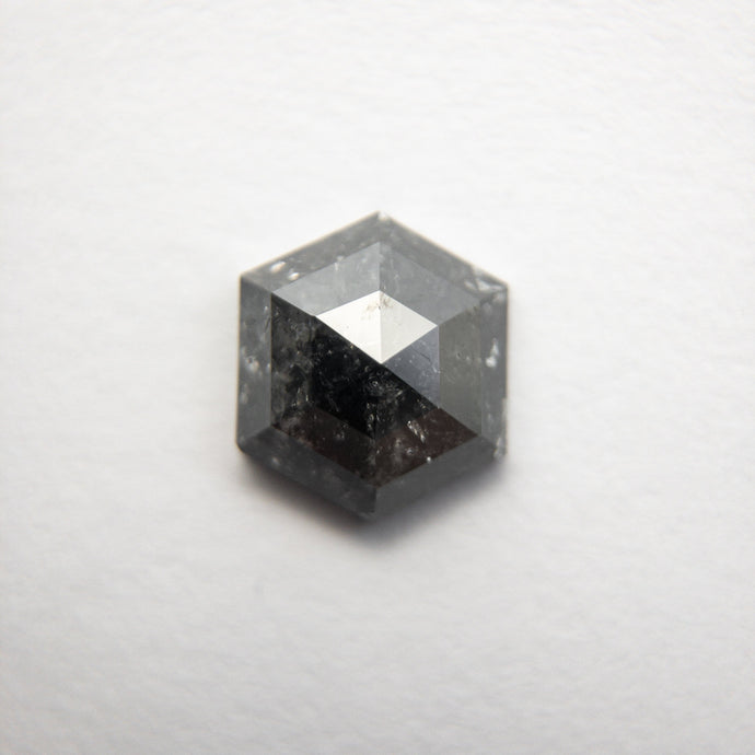 1.16ct 7.49x6.50x2.82mm Hexagon Rosecut 18523-17