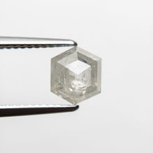 Load image into Gallery viewer, 1.00ct 7.30x6.24x2.56mm Hexagon Rosecut 18553-15