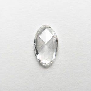 0.70ct 8.2x5.1x1.81mm SI1 H-I Oval Rosecut 18602-02