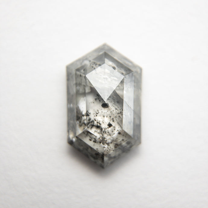 2.00ct 10.62x6.56x3.19mm Hexagon Rosecut 18761-03