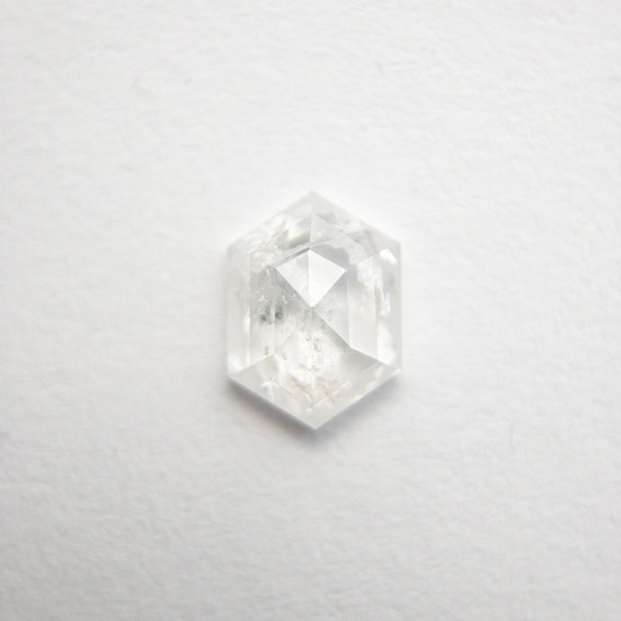 0.60ct 6.64x4.84x2.09mm Hexagon Rosecut 18816-01