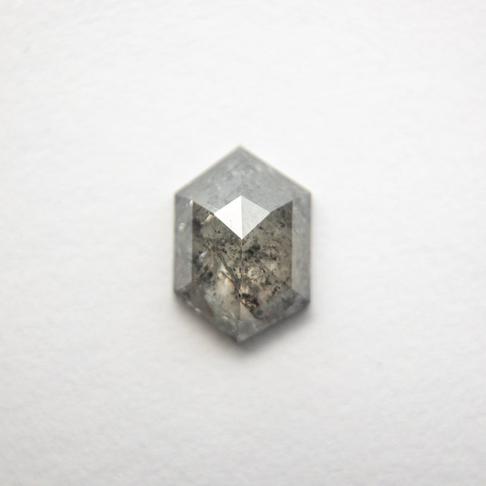 0.67ct 6.95x4.82x2.26mm Hexagon Rosecut 18818-03