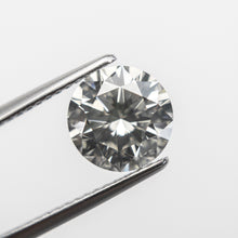 Load image into Gallery viewer, 2.01ct 8.07x8.01x5.03mm GIA SI1 Fancy Grey Round Brilliant 18868-01