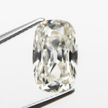 Load image into Gallery viewer, 4.01ct 12.45x7.68x5.40mm GIA SI1 K antique Old Mine Cut 18888-01