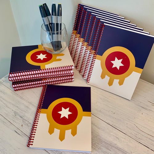 New Tulsa Flag Journal