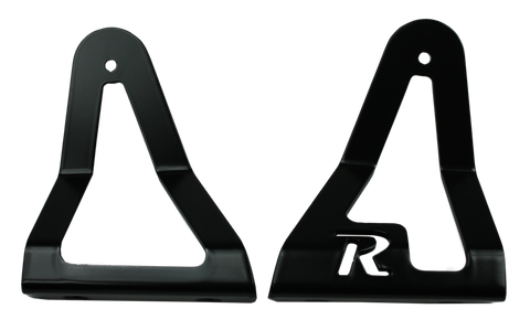 "Rago 52"" Curved Light Bar Brackets [07-13 Tundra]"
