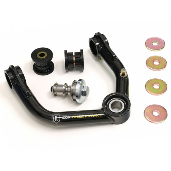 Icon Tubular Uniball Upper Control Arm [96-04 Tacoma]