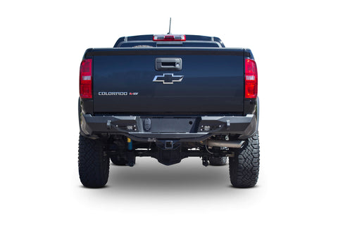 A.D.D. Stealthfighter Rear Bumper [15+ Colorado Z71 & ZR2]