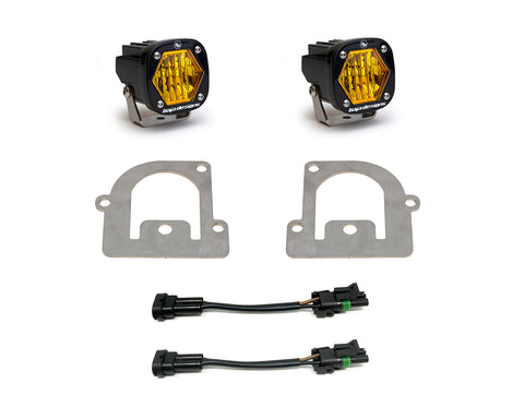 Baja Designs Fog Light Kit [21+ Bronco Sport]