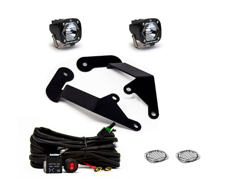 Baja Designs Ditch Light Kit [21+ Bronco Sport]