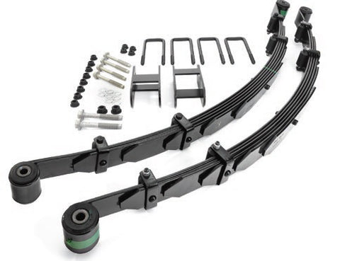 Chevrolet Performance Long Travel Leaf Spring System [17+ ZR2]