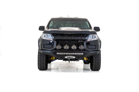 A.D.D. Stealth Fighter Front Bumper [21+ ZR2]