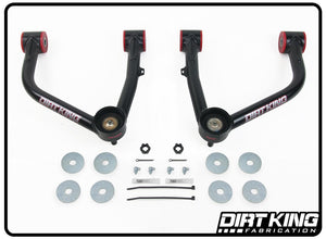 Dirt King Tubular Ball Joint Upper Control Arms [Tundra]