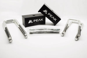 "Peak Suspension Colorado ZR2 1"" Lift Blocks"