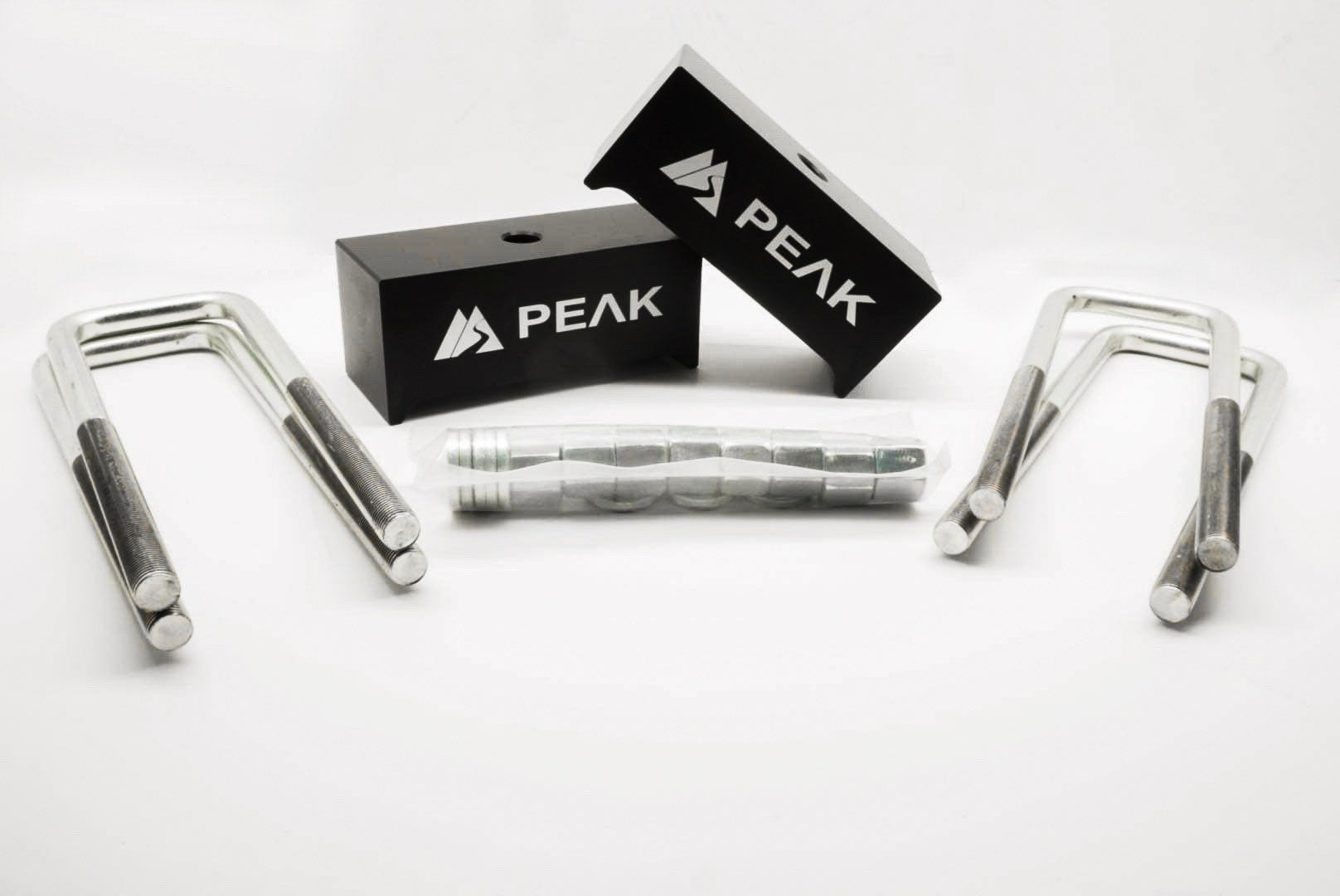 "Peak Suspension Colorado 2"" Lift Blocks"