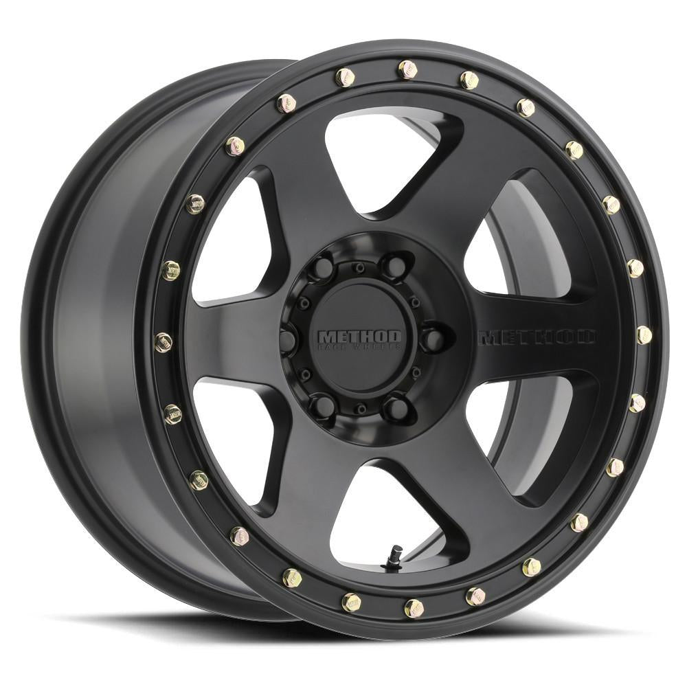 Method MR310 CON6, 17x8.5, 6x120