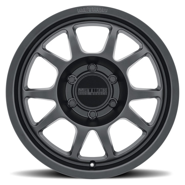 Method MR702, 17x8.5., 6x120