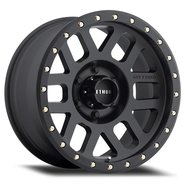 Method MR309 Grid, 17x8.5, 6x120